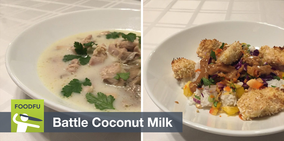 Battle Coconut Milk