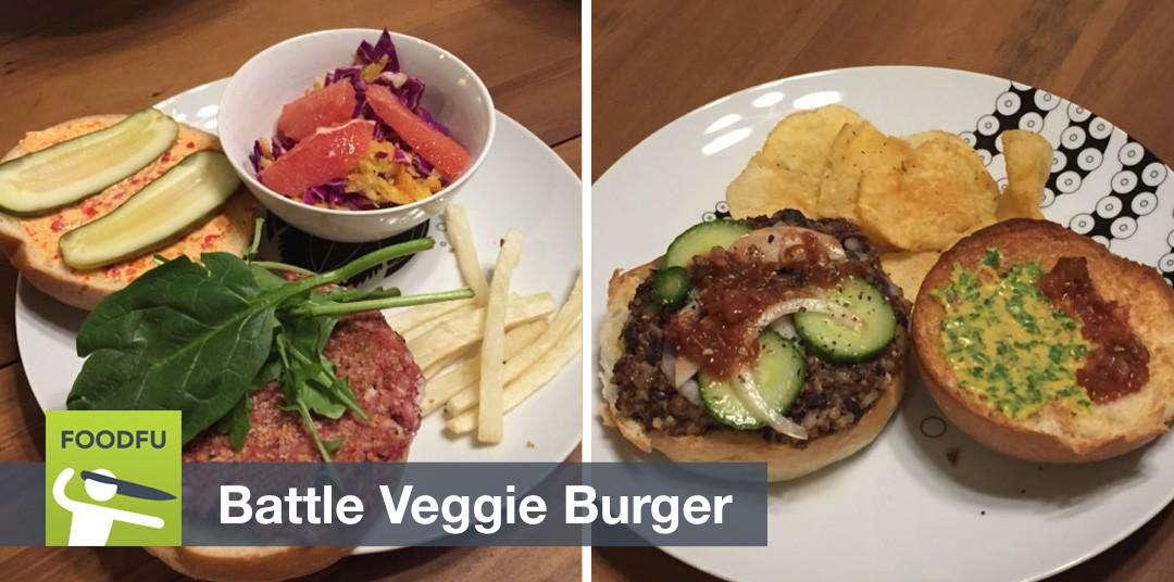 Battle Veggie Burger Brings New Challenges