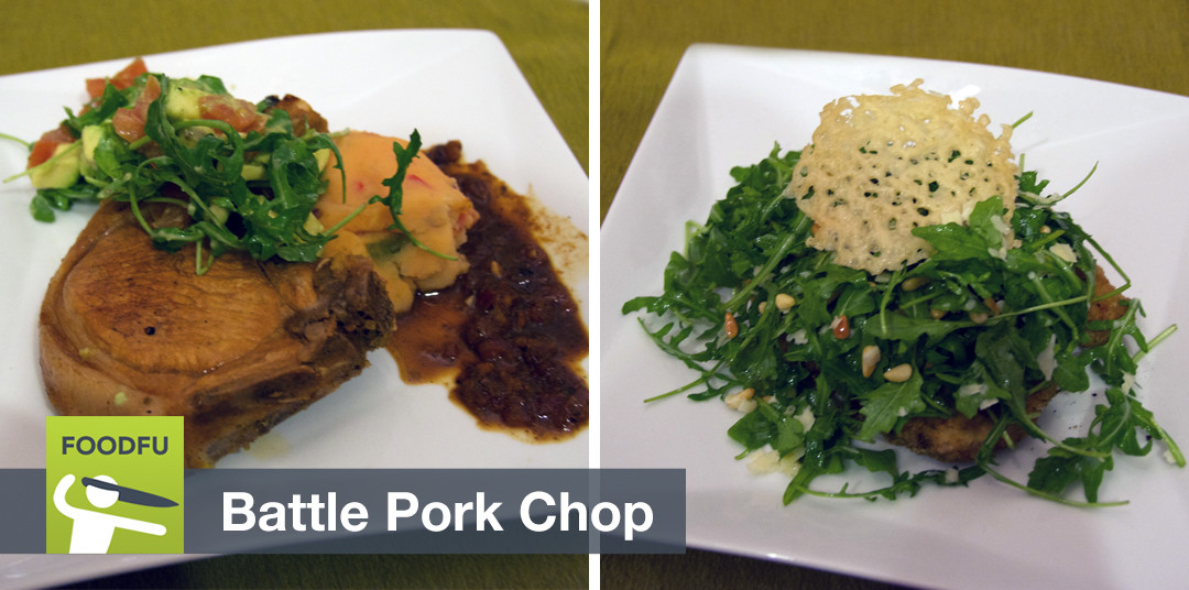 Home Cooking Competition – FoodFu Battle Pork Chop