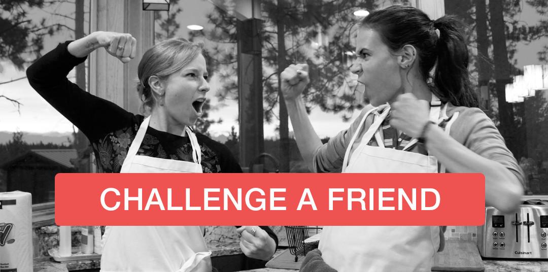 Challenge A Friend, FoodFu 1.5 Released!