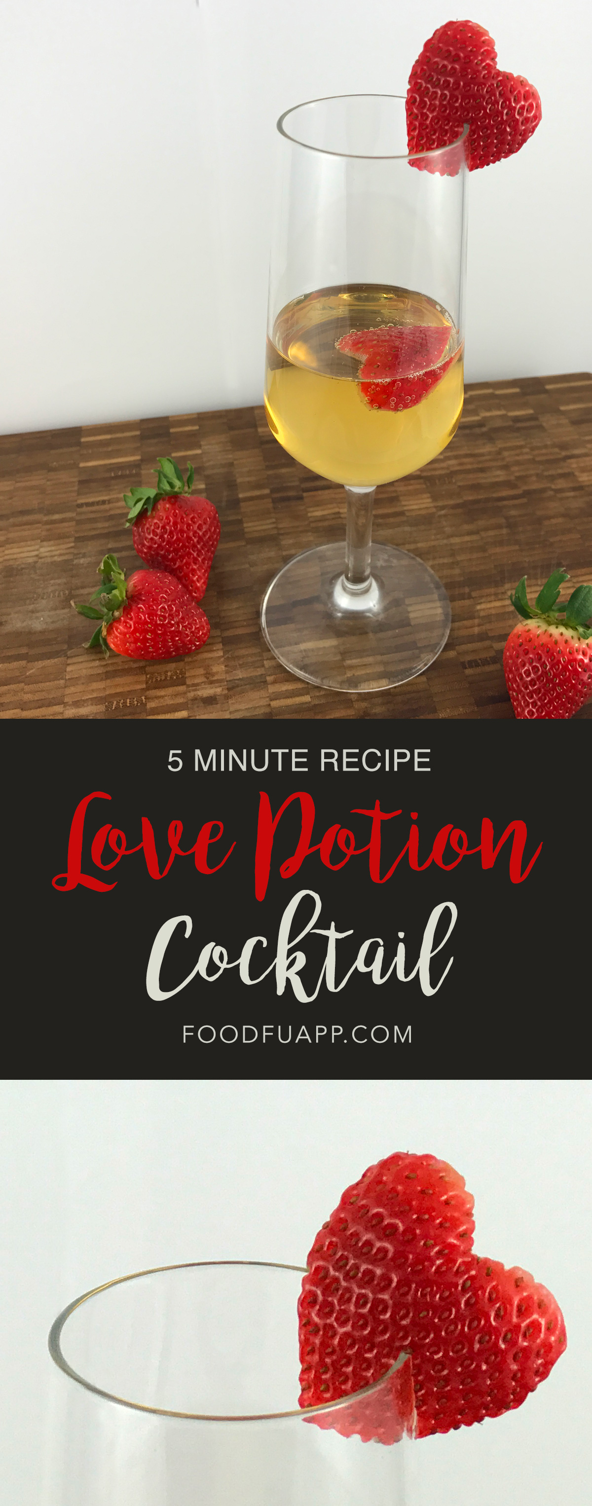 How to make a simple love potion