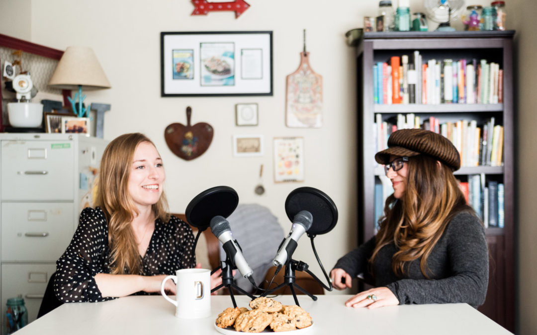 Tough Cookie Podcast Celebrates Badass Women in Food