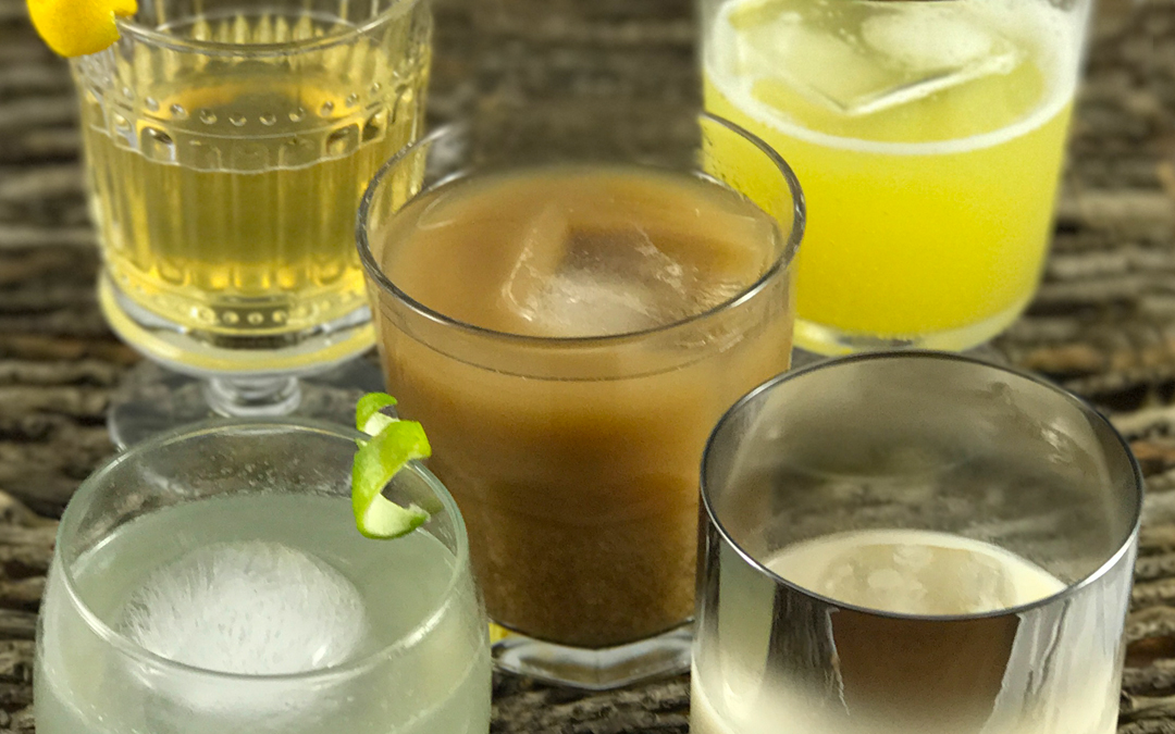 10 Easy 4 Ingredient Cocktail Recipes